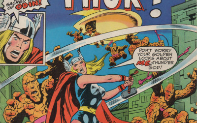 Lessons Learned From the First Female Thor