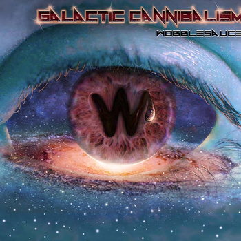 Wobblesauce and Sensory Fuse Team Up in Galactic Cannibalism