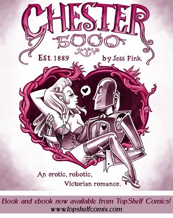 erotic graphic novel