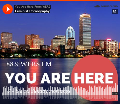 Boston Public Radio Interviews Sensory Fuse: What is Ethical Porn?